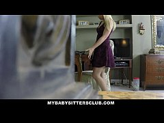 MyBabySittersClub - Babysitter Thief Gets Caught And Fucked Hard