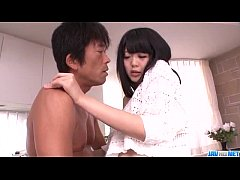 Clip sex Sensual sex with oral stimulation along Riisa Minami