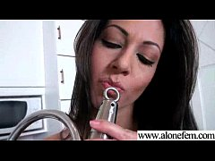 Toys And Dildos For Pleasure Herself In Front Of Camera clip-31
