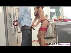 Babes - Johnny Castle and Adriana Chechik - F@k Your Flowers