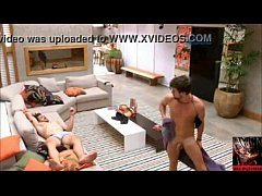 BBB 15 - Video - Rafael do Big Brother fica pelado e exibe o Pau