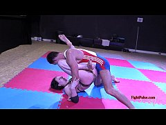HD Real tough mixed wrestling by Fight Pulse
