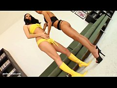 Barbie Pink and Stella Baby shares a load of cu...