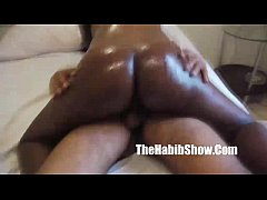 BIg Booty Chocolate Brazilian Banged