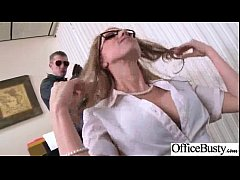 Office Hard Intercorse With Busty Slut Girl (shawna lenee) mov-29