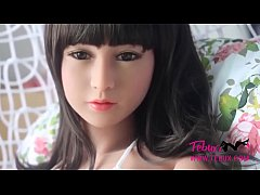 I'm addicted to this Asian japanese brunette sex doll