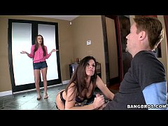 Horny MILF India Summer and Teen
