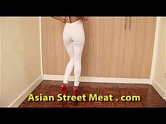 Clean Thai Slapper Sweats For Sperm