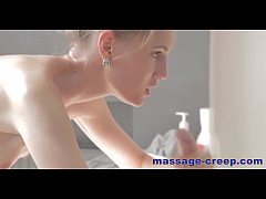 young skinny perfect massage-creep