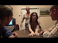 Clip sex Perverse Family - Daughter All-in teaser