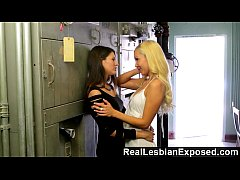 RealLesbianExposed - Her First Time With Another Girl