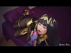 HD Tharja Fire Emblem Bad Dragon suck fuck creampie IRL hentai