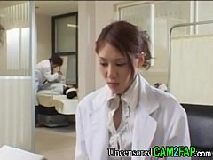 Japanese Nurse Fucking DoctorUncensored Japanese