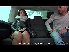 Takevan French arogant nympho cheated by stranger and fucked hard