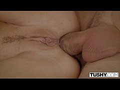 TUSHY Naughty Teen Gets Gaped By Her Best Friends Dad