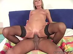 Mature woman wants black dick