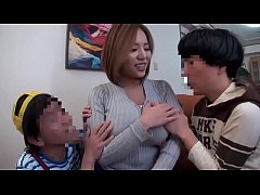 Clip sex japanese family