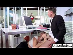 (gigi allens) Office Girl With Big Boobs Enjoy Intercorse mov-18
