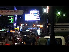 Walking Street 2 Pattaya Thailand