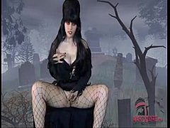 Elvira Masturbation Video