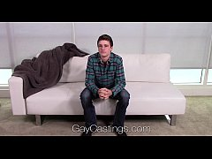 HD GayCastings - Texas boy Travis Stevens loves to get fucked on camera