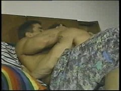Adult Gay Men - Daddy and Rough Son.WMV