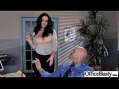 Sex In Office With Slut Horny Worker Bigtits Girl video-23