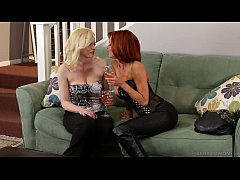 Veronica Avluv and Kristy Snow Hot Lesbian Sex