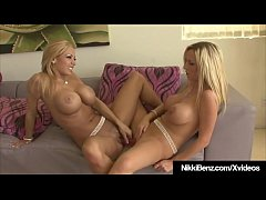 Penthouse Pet Nikki Benz 69s With Blonde Babe Lexxi Tyler!