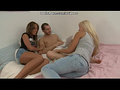 Group sex party for three scene 1