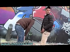 Guy embarrassing public nudity small dick and big old gay outdoor