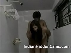 Married Indian Bhabhi Hot Sex In Bathroom With Her Husband