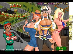 Xmas In Bimbovalley Free Meet and Fuck full Game