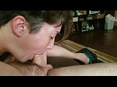 Neighbors wife loves to suck my cock like a good whore