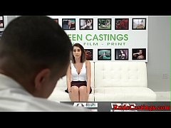 Teen amateur screwed at sexaudition