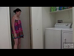 YOUNG HOUSEWIFE GETS SLAMMED WITH BBC