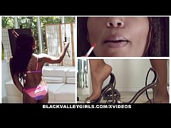 BlackValleyGirls - Horny Private School Girls Have Threesome