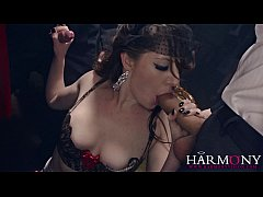 harmonyvision samantha bentley loves a rough dp