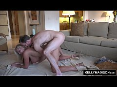 KELLY MADISON Big Titty MILF Creampie