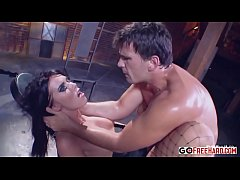 Manuel Ferrara Megan Coxxx Manhandled by the Frenchie