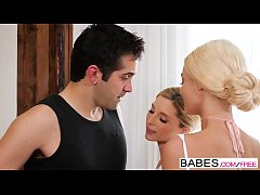 Babes.com - Let's Dance  starring  Elsa Jean and Piper Perri and Donnie Rock clip