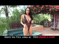 Extreme fuck with hot Victoria June !