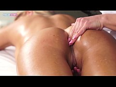 Oil squirting massage