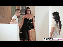 Babes - Step Mom Lessons - (Kari) and (Simony D...