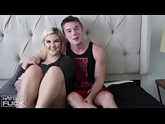 18 year old virgin finally loses virginity thick blonde