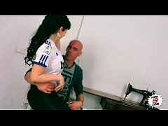 Deportes de Pelotas para Amanda X - Hot MILF love football