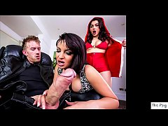 Watch All The Better To Fuck You With Amanda X , Valentina Nappi & Danny D Link in Description