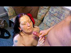XXX OMAS - Chubby German granny gets pounded