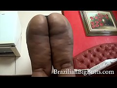 BrazilianBigButts.com BBW WatermelonButt Twerking