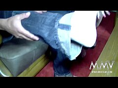 MMV FILMS Amateur Cross Dressing Couple